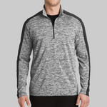 Adult Heather 1/4 Zip Pullover